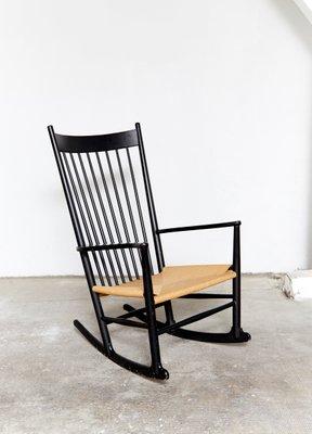 J16 Rocking Chair By Hans Wegner For FDB Møbler, 1944 2