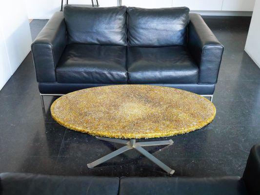Tavolo Ovale Design : Tavolo ovale di pierre giraudon anni in vendita su pamono