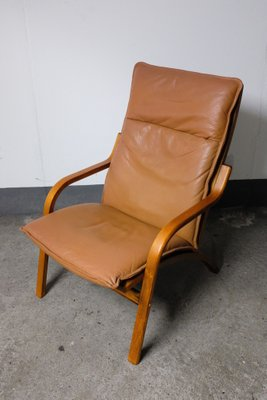 Vintage Danish Lounge Chair From Stouby 1970s 1
