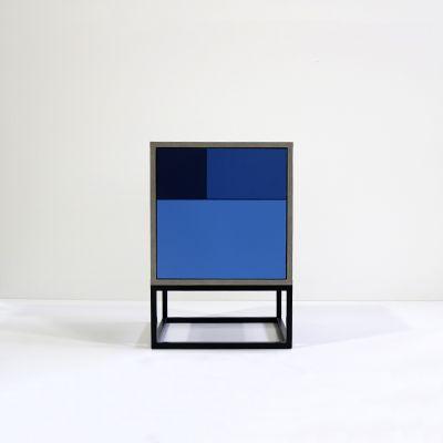 Blue Real Side Table By Studio Deusdara 1
