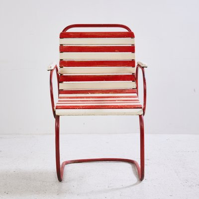 Bauhaus Garden Armchair 1970s For Sale At Pamono