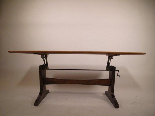 Table En Hauteur1960s Basse Réglable En Table Basse Réglable Table Hauteur1960s qVpSUzMG