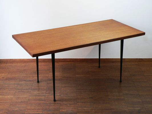 Mid Century Teak Coffee Table From Asko 2