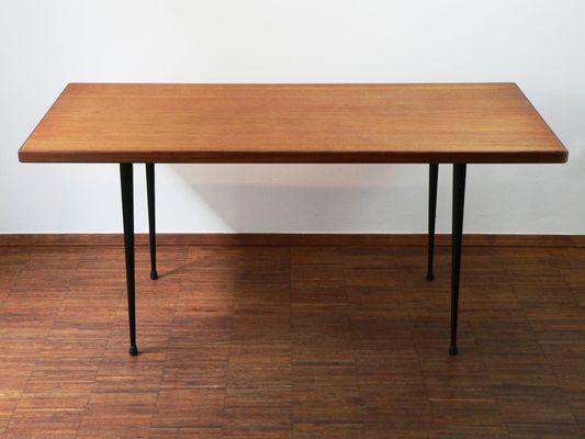 Mid Century Teak Coffee Table From Asko 1