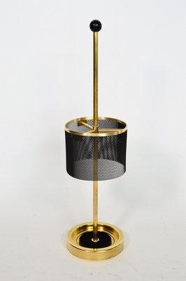 c93b4dd1c4ee Italian Mid-Century Brass Umbrella Stand