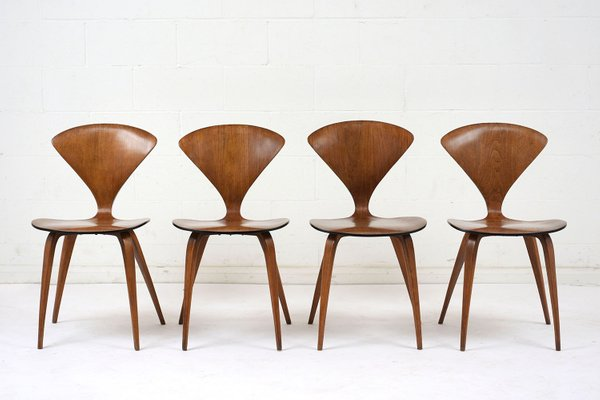 Charmant Side Chairs By Bernardo For Plycraft, 1950s, Set Of 4 1
