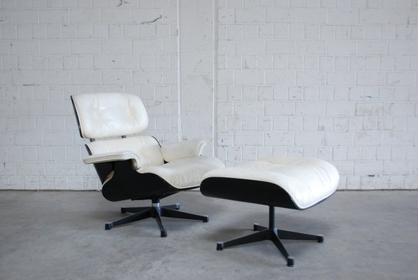 Outstanding Mid Century Lounge Chair Ottoman By Charles Ray Eames For Vitra Gmtry Best Dining Table And Chair Ideas Images Gmtryco