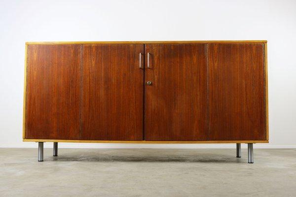 Mueble de salón DB02 de Combex Series de haya y teca de Cees ...