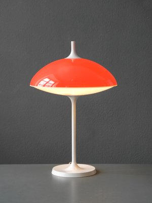 Large E Age Table Lamp From Temde 1960s 1