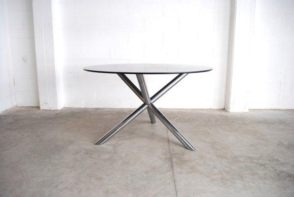 Table de Salle à Manger Vintage par Renato Zevi pour Roche Bobois