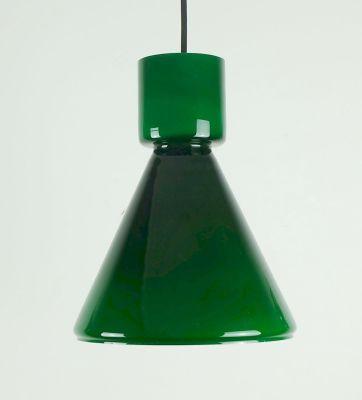 German green glass pendant light from limburg 1970s for sale at pamono german green glass pendant light from limburg 1970s 3 aloadofball Choice Image