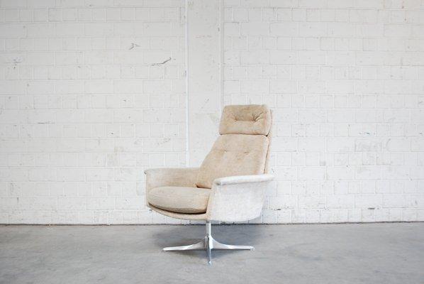 Sedia Studio Design.Sedia Swivel Lounge Chair By Horst Bruning For Cor 1960s