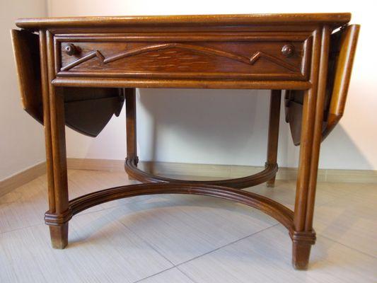 Mesa de comedor vintage de Mario Sturani en venta en Pamono