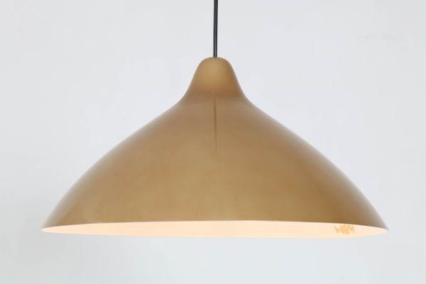 Mid Century Modern Pendant By Lisa Johansson Pape For Stockmann Orno 1960s