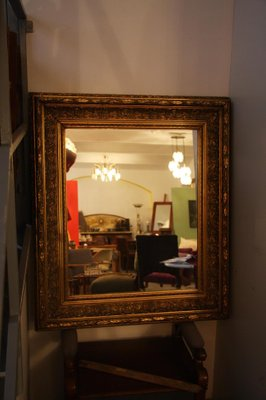 Antique Wall Mirror For Sale At Pamono