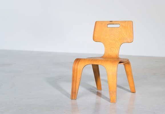 Plywood Childrenu0027s Chair From Toy Labs, ...