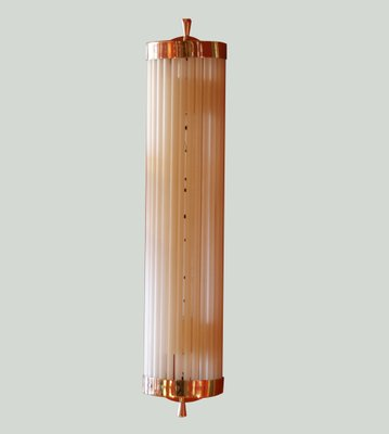 Vintage french long cinema wall light 1930s for sale at pamono vintage french long cinema wall light 1930s 1 aloadofball Images