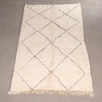 tapis beni ouarain vintage maroc 2 - Tapis Beni Ouarain