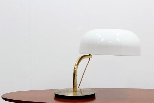 Lampada da scrivania di giotto stoppino per valenti luce anni