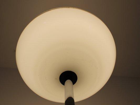 con pantalla Lámpara de circular cristal italiana 70 pie de de Muranoaños y8Ovm0Nnw