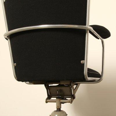 president office chair gispen. Model 357 President Office Chair By C.H. Hoffmann For Gispen, 1950s 12 Gispen