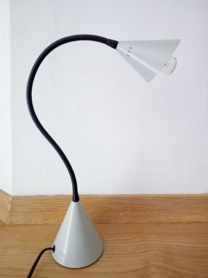 Twist Table Lamp By Sandi Renk For Egoluce 1980s
