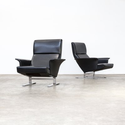 Lounge Chairs By Georg Thams For Vejen Mobelfabrik A S 1970s Set Of