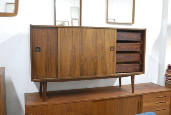 Credenza Danese Anni 50 : Credenza in palissandro danimarca anni 50 vendita su pamono
