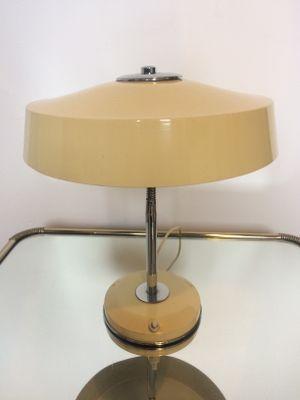 Lampada da tavolo, anni \'50 in vendita su Pamono