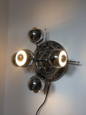 Eyeball Space Applique Murale Sputnik Vintage Age qMLUpjzGSV