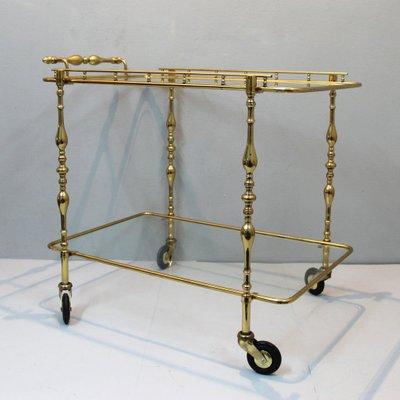 Vintage Bar Cart 1