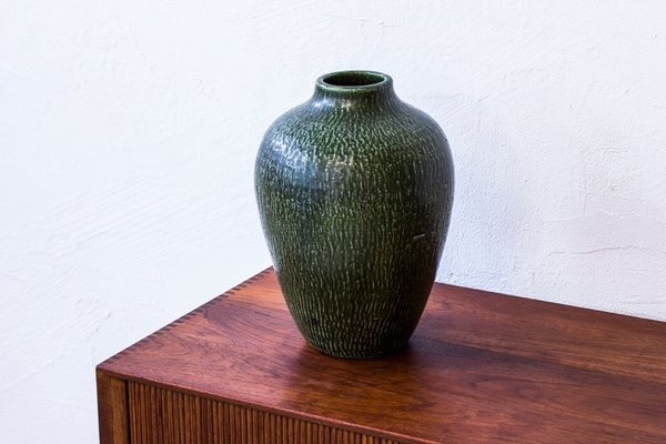 Vintage Danish Floor Vase By Gunnar Nylund For Nymølle 1960s 1