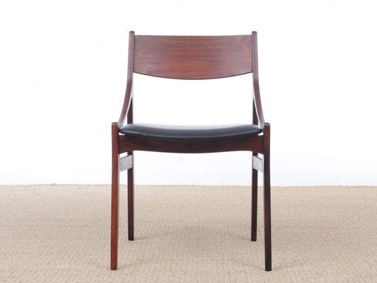 Chaises De Salon Peter Vintage Par Vestervig Eriksen Danemark 1960s Set 4