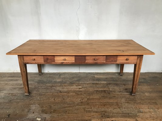 Antique Dining Table For Sale At Pamono