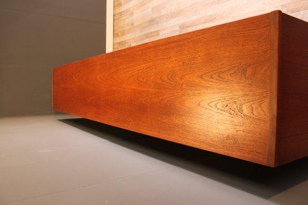Teak Sideboard Von Musterring International 1950er Bei Pamono Kaufen