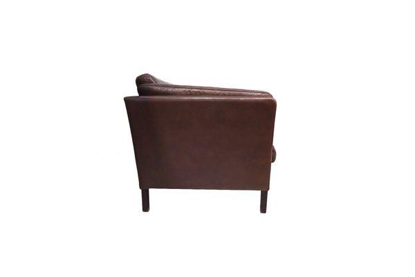 Model Mh2225 Danish Mid Century Sofa By Mogens Hansen For Sale At Pamono