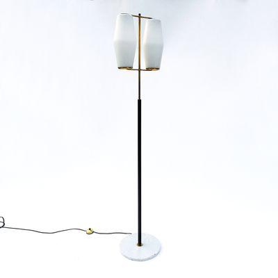 de Lámpara de Stilnovoaños pie dos 50 con brazos N80OXnwPk