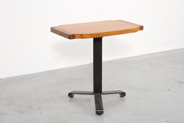 Brilliant Les Arcs Coffee Table By Charlotte Perriand 1960S Ocoug Best Dining Table And Chair Ideas Images Ocougorg