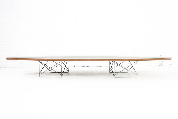 Eames Surfboard Coffee Table.Etr Surfboard Coffee Table By Charles Ray Eames For Herman Miller 1960s