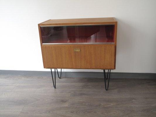 Vintage Bar Cabinet, 1950s 1