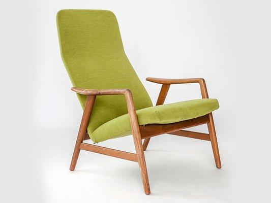 Teak Lounge Chair By Alf Svensson For Fritz Hansen, 1959 1