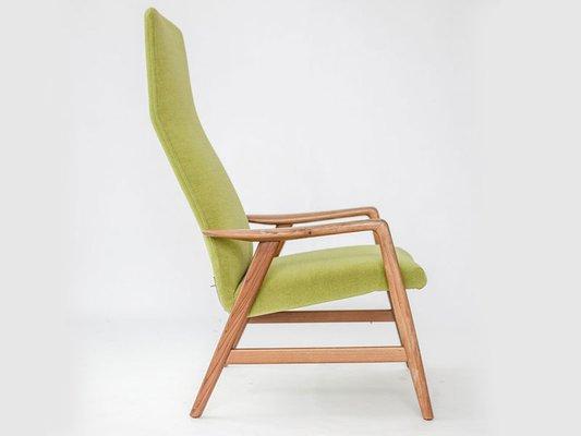 Fritz Hansen Stoel : Teak lounge chair by alf svensson for fritz hansen for sale