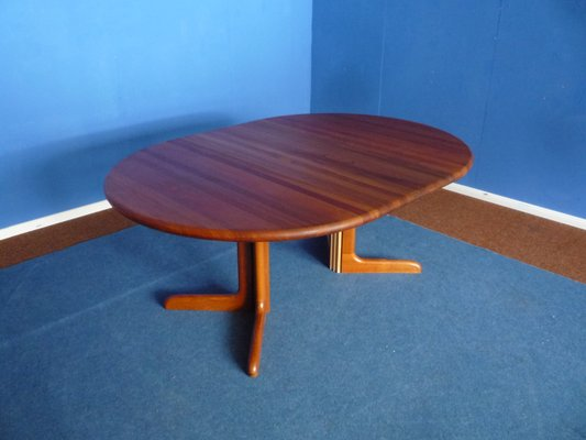 Teak Dining Table By Niels O Moller For J L Mollers 1960s For Sale