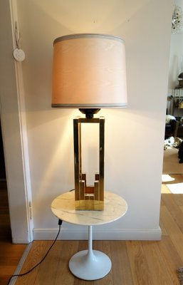 Vintage Table Lamp Or Floor By Rizzo For Lumica 1