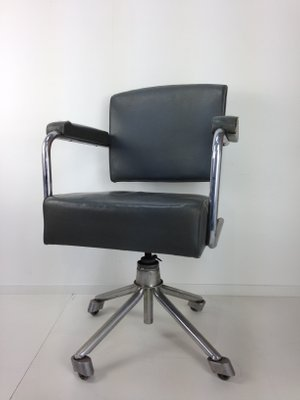 Vintage Industrial Office Chair 1