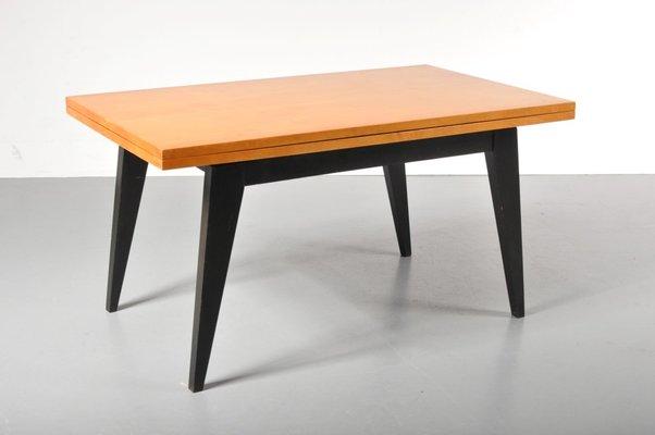 Table Basse Convertible Par Albert Ducrot Pour Ducal 1950s