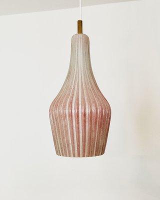 Murano Gl Pendant Lamp 1950s For