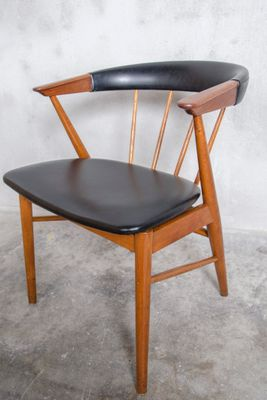 Etonnant Mid Century Modern Danish Chairs By Helge Sibast For Sibast, 1960s, Set Of