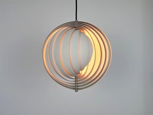 Moon Lamp By Verner Panton For Louis