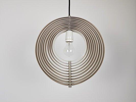 Moon Lamp By Verner Panton For Louis Poulsen 1960s